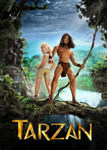 Tarzan Netflix ES (España)