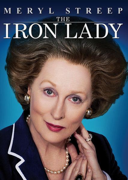 The Iron Lady Netflix AW (Aruba)