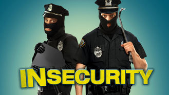 Netflix box art for In Security
