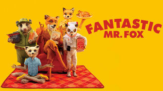 Netflix box art for Fantastic Mr. Fox