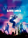 Coldplay Live 2012 Poster