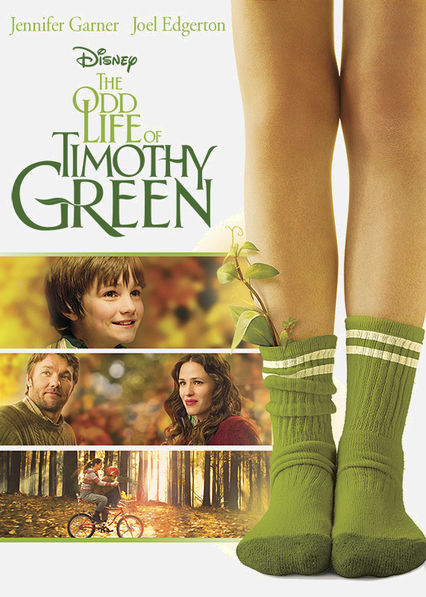 The Odd Life of Timothy Green Netflix BR (Brazil)
