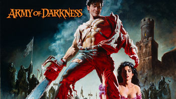 Netflix box art for Army of Darkness