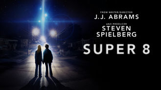Is Super 8 on Netflix?