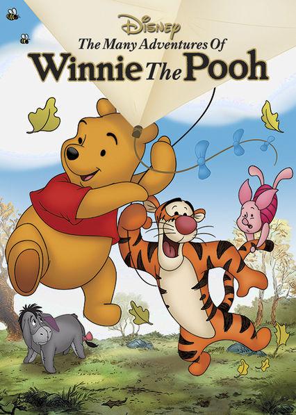 The Many Adventures of Winnie the Pooh Netflix ES (España)
