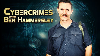 Netflix Box Art for Cybercrimes with Ben Hammersley - Season 1