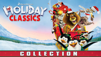 Netflix box art for DreamWorks Holiday Classics - Season 1