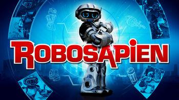 Netflix box art for Cody the Robosapien