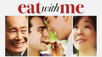 Netflix box art for Eat with Me