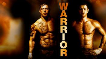 Netflix box art for Warrior