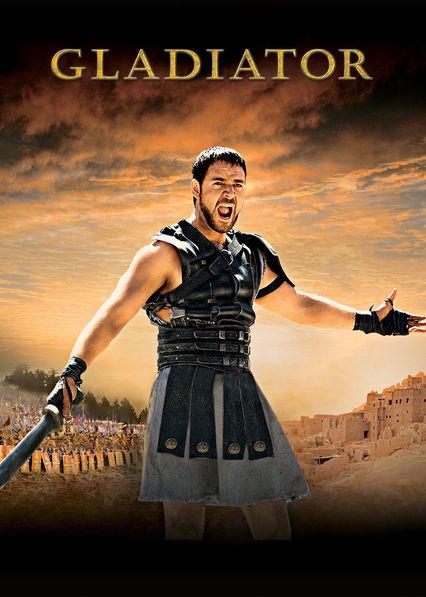 Gladiator Netflix MX (Mexico)