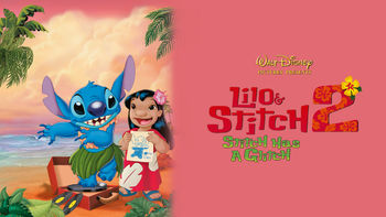 Is Lilo & Stitch 2: Stitch Has A Glitch (2005) on Netflix