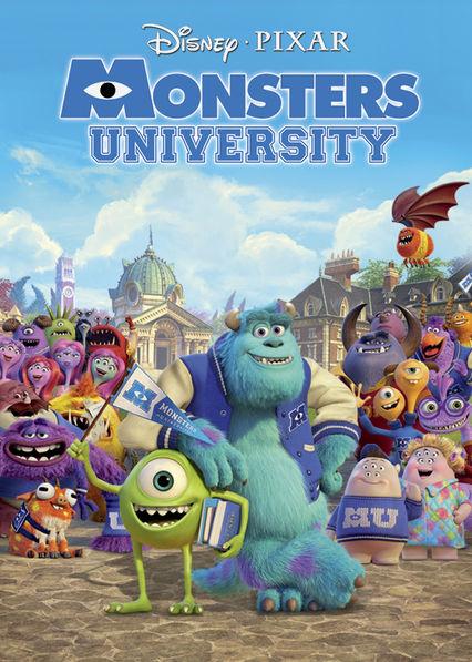 Monsters University Netflix ES (España)
