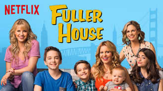 Netflix box art for Fuller House - Season 1