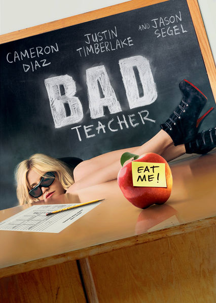 Bad Teacher Netflix KR (South Korea)