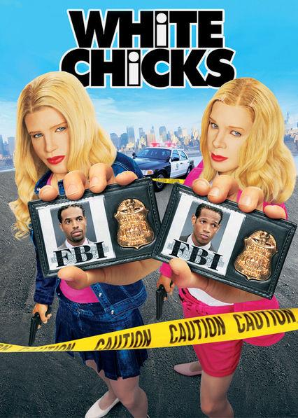 White Chicks Netflix BR (Brazil)