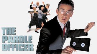 Netflix box art for The Parole Officer