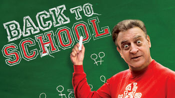 Netflix box art for Back to School