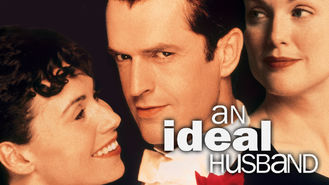 Netflix box art for An Ideal Husband