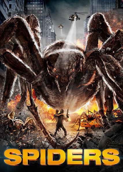 Spiders Netflix BR (Brazil)