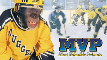Netflix box art for MVP: Most Valuable Primate