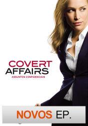 Covert Affairs - Assuntos confidenciais | filmes-netflix.blogspot.com
