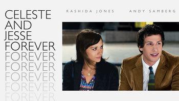 Netflix box art for Celeste and Jesse Forever