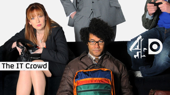 Netflix Box Art for IT Crowd - Series 5, The