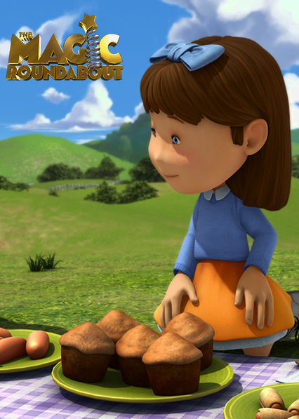 The Magic Roundabout Netflix CL (Chile)
