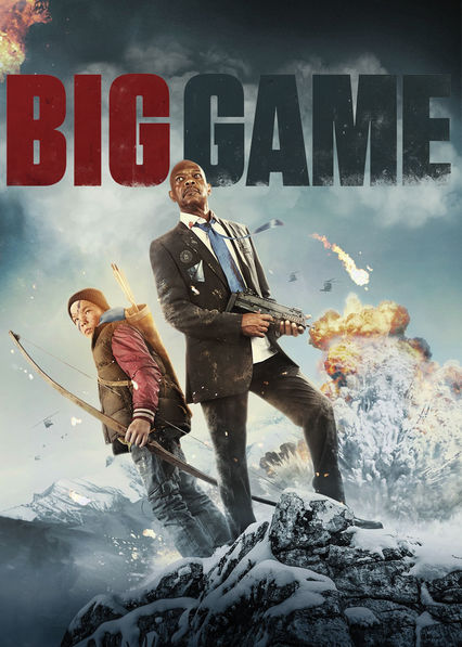 Big Game Netflix IN (India)