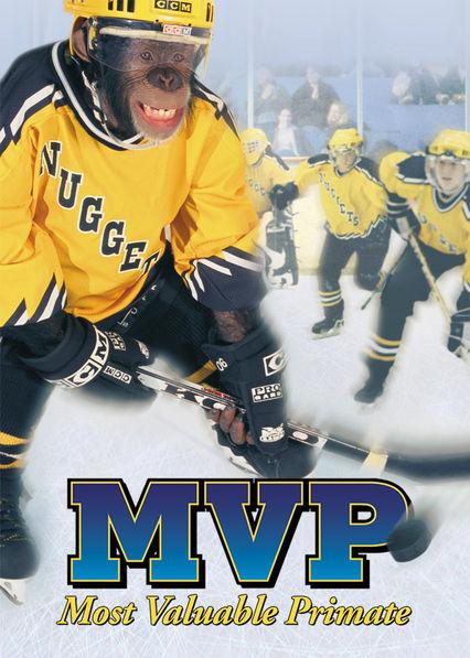 MVP: Most Valuable Primate Netflix UK (United Kingdom)