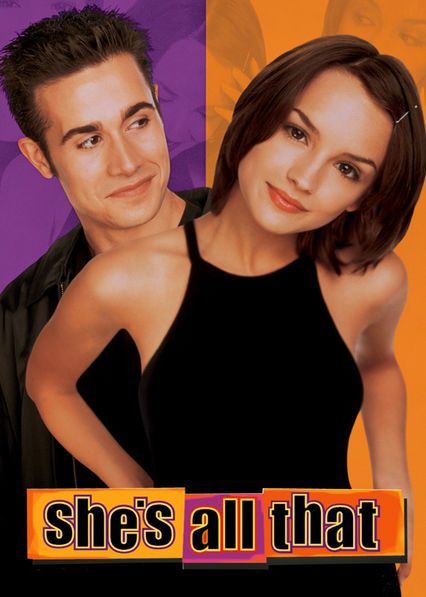 She's All That Netflix DO (Dominican Republic)