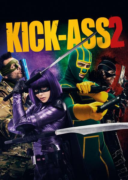 Kick-Ass 2 Netflix MX (Mexico)