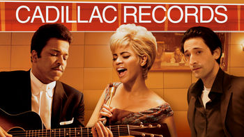 Netflix box art for Cadillac Records