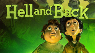 Netflix box art for Hell and Back