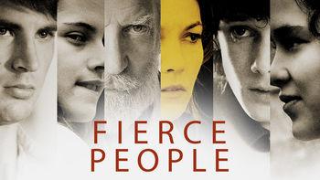 Netflix box art for Fierce People