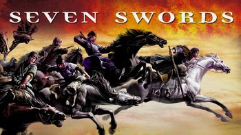 Netflix box art for Seven Swords