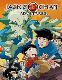 Jackie Chan Adventures: Season 5: The Powers That Be: Part 1