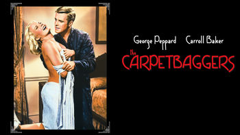 Netflix box art for The Carpetbaggers
