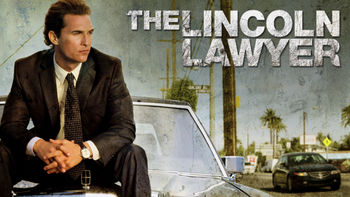 Netflix box art for The Lincoln Lawyer