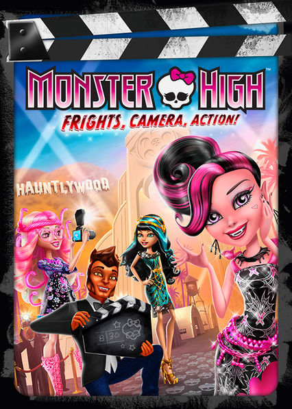 Monster High: Frights, Camera, Action! Netflix AR (Argentina)