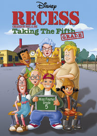 Recess: Taking the Fifth Grade Netflix DO (Dominican Republic)