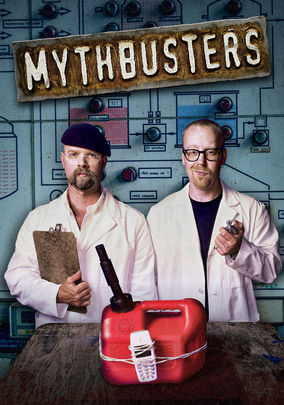 mythbuster summary The mythbusters see whether it's possible to stay afloat in bubbly water, and whether an arrow packed with explosives can split a tree in two.