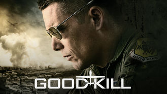 Netflix box art for Good Kill
