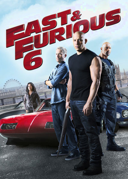 Fast and Furious 6 Netflix IN (India)