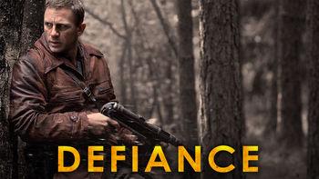 Netflix box art for Defiance