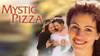 Netflix box art for Mystic Pizza