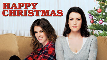 Netflix box art for Happy Christmas