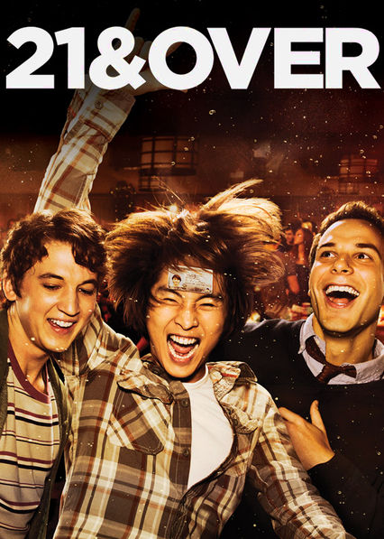 21 and Over Netflix BR (Brazil)