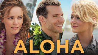 Netflix box art for Aloha